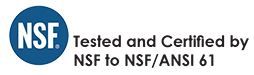 NSF 61 approval grooved stainless fittings
